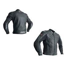 Blousons noirs RST coude pour motocyclette