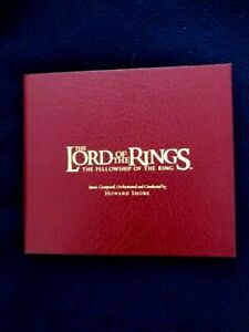 The Lord of the Rings: The Fellowship of the Ring  Rare Limited Edition CD Enya