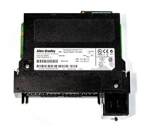 Allen-Bradley 1756-IF4FXOF2F ControlLogix Fast Analog Module 4-In 2-Out, 36 Pin