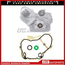 Timing Cover Oil Pump Fits 00 15 Chevrolet Saturn 20 22 24 Dohc Ecotec Fits Ls