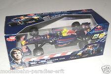 "Dickie Spielzeug 1:43  203315381 Red Bull RB6 No5 ""S.Vettel"" OVP(E7217)"