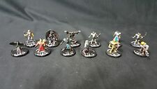 (#MK135) Mage Knight Mix lot of 12 Miniatures