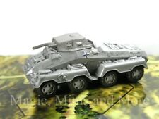 North Africa SD KFZ 231 #41 Axis&Allies 1940-1943 miniature