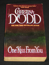 wmf* CHRISTINA DODD ~ ONE KISS FROM YOU