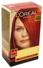 L'Oréal Red Hair Colourants