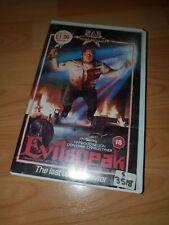 Evilspeak VHS - Big Box, Ex Rental - Not Pre-Cert