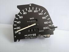 Honda Civic 88-91 Gauge Cluster Speedometer Speedo 000000 km/h EDM