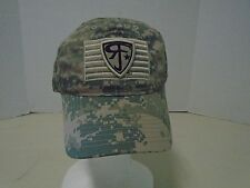 Red Jacket Firearms Camouflage Hat Cap RJF Gear New Embroidered Baseball