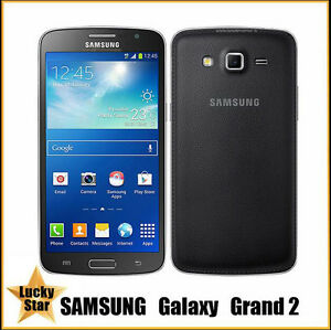 Original Samsung Galaxy Grand 2 G7102 Quad-core 8MP Dual Sim Cards TouchScreen