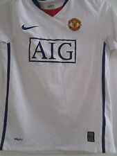 Manchester United 2008-2009 Away Football Shirt 12-13 Years  /41440