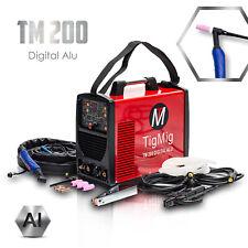 TIGMIG TM 200 Saldatrice ad Inverter Monofase