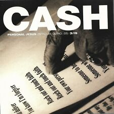 Personal Jesus [Promo Single] by Johnny Cash (Cd 2003) [2 trk]