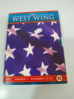 The West Wing Season 1 Episodes 12-22 - 3 x DVD Ingles Frances - 3T