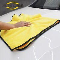 Large Microfiber Drying Cloth Soft Car Home Wash Cleaning Bath Towel 92*56cm