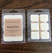 Monkey Farts Soy Wax Melts/Tarts