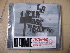 CD + DVD AQME - LA FIN DES TEMPS / neuf & scellé !