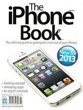 The iPhone Book Volume 3 Revised 2013 Edition @BRAND NEW@ APPS Tutorials GUIDE