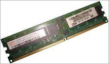 512 MB 1Rx4  PC2-3200R-333  SERVER  MEMORY HYMP564R72BP8-E3 AB-A  PAIR