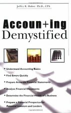 Accounting Demystified by Jeffry R. Haber
