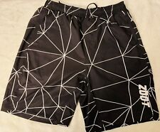 Zoot - Men's 2 in 1 Board Running Triathlon Short 8 inch - Black - Medium