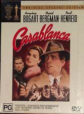 Casablanca (DVD, 2003, 2-Disc Set) BOX SET - BRAND NEW & SEALED