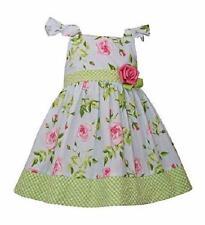 BONNIE JEAN® Girls' 4T Rose Flutter Sleeve Dress NWT