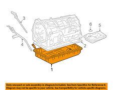 TOYOTA OEM 03-05 4Runner 4.0L-V6-Transmission Tranny Oil Pan 3510660140