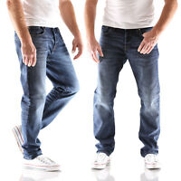 Jack & Jones Mike Original AM771 Comfort Fit Herren Jeans Hose Neu