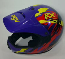 AGV RX Motorcycle Helmet 58 Medium 7 1/4 Off Road Motorcross Dirt Bike ATV ITALY