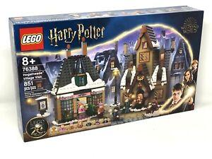 LEGO Harry Potter 76388 Hogsmeade ™ Village Visit Anniversary Gold Ron Weasley