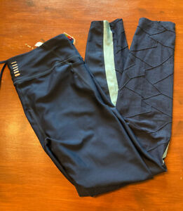 Ladies Under Armour Running, Gym Sports Leggings Size L, Excellent Condition