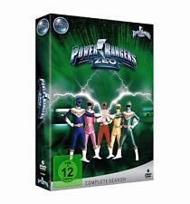 power rangers - zeo komplette serie complete series 6 DVD BOX Edition neu