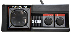 Genuine Sega Master System Game Pad Controller - 3020