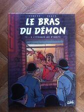 LE BRAS DU DEMON 1 A L'ETRANGER QUI M'HABITE GODARD/CLAVE EO BE/TBE (C13)