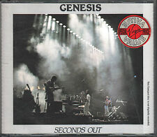 Genesis  2 CD's  SECONDS OUT  (c) 1977 Virgin   FAT BOX  GECD2001