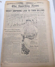 The Sporting News Overseas Edition Newspaper  January 29, 1943     101014lm-e