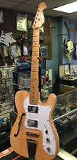 Fender Strat Thinline Telecaster H/H Partsocaster MIM