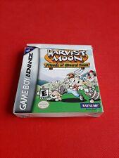 Nintendo Game Boy Advance-Harvest Moon amigos de Mineral Town-Completa Usa