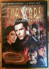 Farscape: The Peacekeeper Wars (Widescreen 2-Disc set DVD)