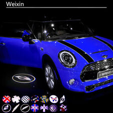 LED Car Step Logo Welcome Lights Laser Shadow Door Projector For Mini Cooper/S