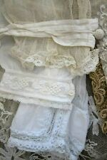 19th Century French Lacey Sleeve Shop Samples X12