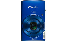 CANON IXUS 190 (BLUE) 20.0 megapixels with 10x Optical Zoom with 20x ZoomPlus