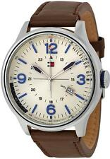 Tommy Hilfiger Leather Mens Watch 1791102