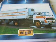 Super Trucks Frontlenker Tschechien LIAZ 100.55P, 1983