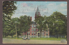 Heidelberg University Tiffin Ohio 1909 Postcard