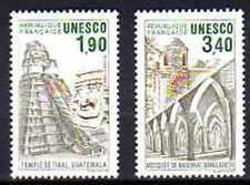 France 1986 timbres de service Yvert  n° 91 et 92 neuf ** 1er choix