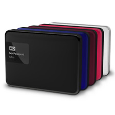 Western Digital 1TB 2TB Portable Hard Drive WD External Hdd Xbox, PC, MAC & PS4