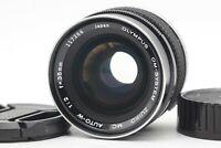 【N.MINT*】 Olympus OM-System Zuiko MC Auto-W 35mm f/2 Wide Lens OM SLR From JAPAN