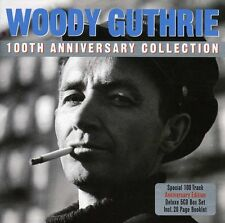 Woody Guthrie - 100th Anniversary Collection [New CD] UK - Import