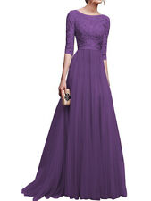 Women Sexy Pretty Long Bridesmaid Dress Party Dress Formal Cocktail Prom Gown